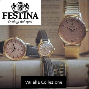 Orologi Festina: Vai alla Collezione Completa