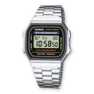 Orologio Casio Acciaio Digitale – A168WA-1YES