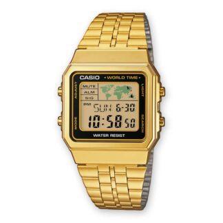 Orologio Digitale Casio Unisex in Acciaio - A500WEGA