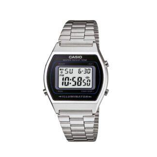 Orologio Digitale Casio Unisex in Acciaio e Resina – B640WD-1AVEF
