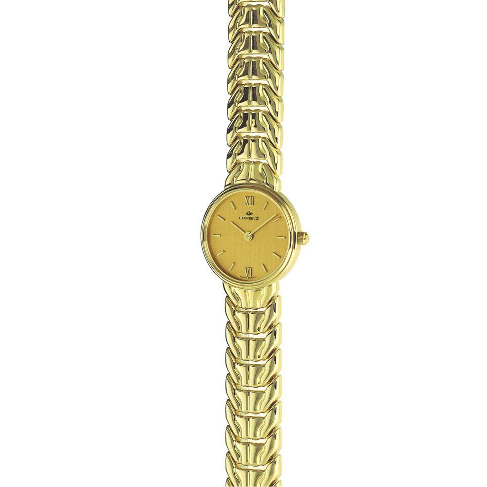 Ben noto Orologio Donna Lorenz in Oro Giallo - 018186BF KH25