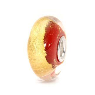 Beads Trollbeads Chakra Radice in Argento e Vetro di Murano - 62001