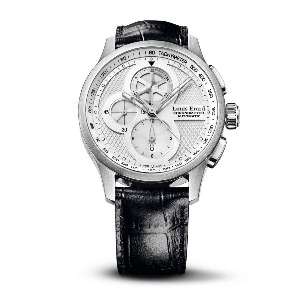 Orologio louis erard cronografo automatico 79220aa21 for Orologi svizzeri uomo