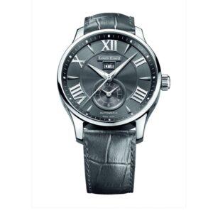 Orologio Louis Erard Uomo Automatico Acciaio Pelle | Dual Time 1931 - 82222AA03