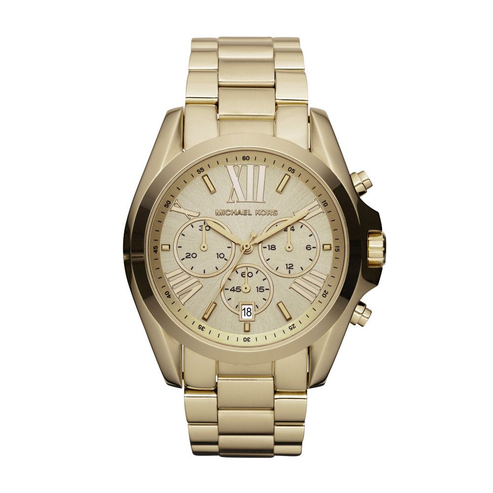 Orologio Michael Kors Cronografo Donna In Acciaio Dorato Mk3131 Proposte Alternative Che Fanno Per Te