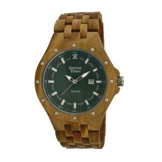 Orologio Legno Green Time Uomo - ZW038a