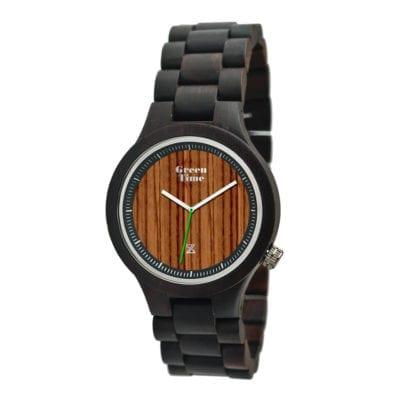 Orologio Legno Green Time