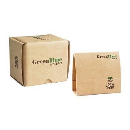 Confezione Garanzia Internazionale Orologi Green Time