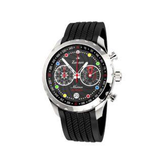 Orologio Zancan Multi funzione in Acciaio e Gomma - HWM009