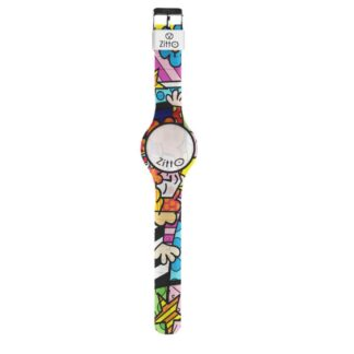 Orologio Digitale Zitto Limited Two Pop Heart - LIM2_BP0