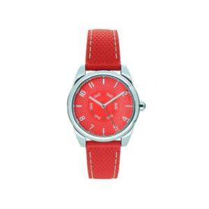 Orologio Donna D&G Rosso Acciaio Pelle Strass - DW0260