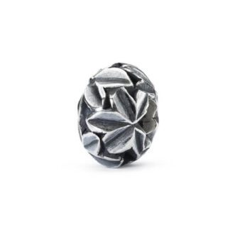 Bead Trollbeads Argento Pianta Pace - TAGBE-20160