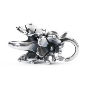 Chiusura Trollbeads Argento Gelsomino - TAGLO-00047