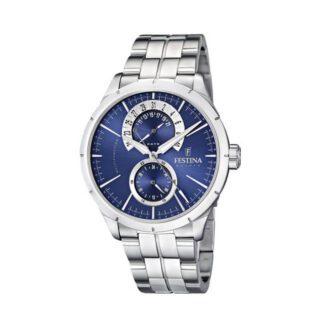 Orologio Multifunzione Festina in Acciaio - Retro - F16632/2