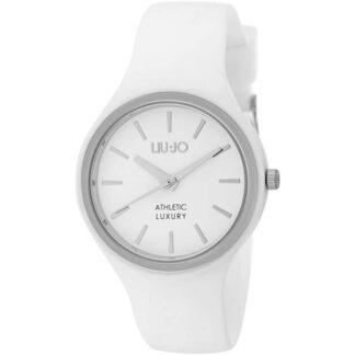 Orologio Donna Liu Jo – Sprint – in Acciaio e Silicone Bianco – TLJ1140 1e390b9b62a