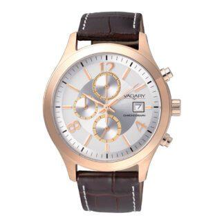 Orologio Cronografo Uomo Vagary Rockwell Oro - IA9-021-60
