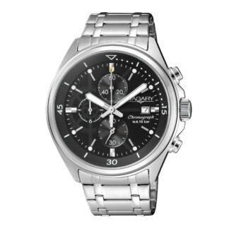 Orologio Cronografo Uomo Vagary Aqua39 Nero - IA9-519-51