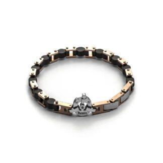 Bracciale Uomo 4US - Acciaio Diamante - 4UBR1607