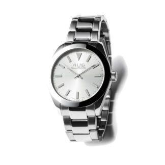 Orologio Uomo Solo Tempo 4US - Argento - Acciaio - T4LS177
