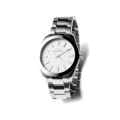 Orologio Donna Solo Tempo 4US - Bianco - Acciaio - T4LS196