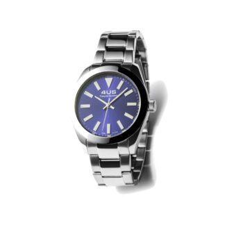 Orologio Donna Solo Tempo 4US - Blu - Acciaio - T4LS198