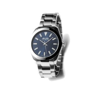 Orologio Donna Solo Tempo 4US - Blu -Acciaio - T4LS200