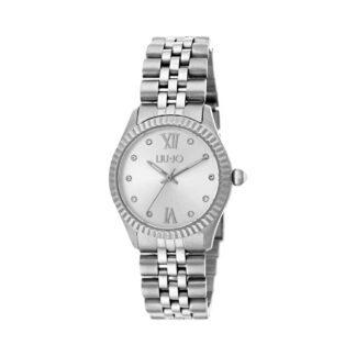 Orologio Liu Jo Donna - Tiny - Silver Acciaio Cristalli - TLJ1133
