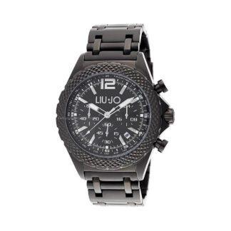 Orologio Liu Jo Cronografo in Acciaio PVD Nero - TLJ835