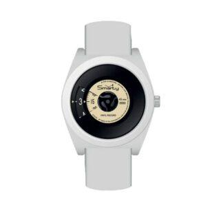 Orologio Smarty Unisex Silicone Termoplastica - Funk Cream - SW045B04