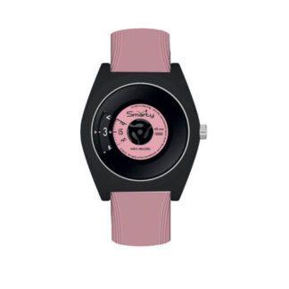 Orologio Smarty Unisex Silicone Termoplastica - Techno Rose - SW045D01