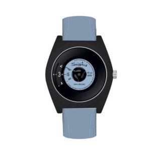 Orologio Smarty Unisex Silicone Termoplastica - Techno Light Blue - SW045D03