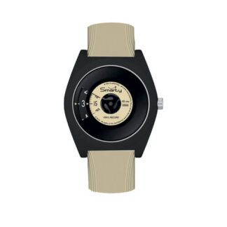 Orologio Smarty Unisex Silicone Termoplastica - Techno Cream - SW045D04