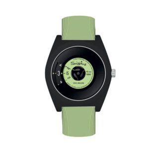 Orologio Smarty Unisex Silicone Termoplastica - Techno Lime - SW045D07