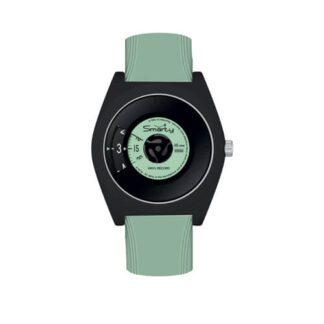 Orologio Smarty Unisex Silicone Termoplastica - Techno Mint - SW045D09