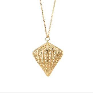 Collana Donna Artlinea Oro Giallo Ciondolo - Spring - CEA2061-LG