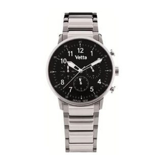 Orologio Vetta Uomo Cronografo Acciaio - Vernier - VW0001
