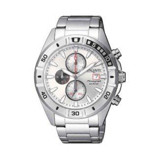Orologio Acciaio Cronografo Vagary Citizen - IA9-918-11