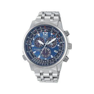 Orologio Cronografo Citizen da Uomo in Super Titanio - Crono Pilot - AS4050-51L