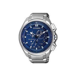 Orologio Citizen Acciaio Uomo Smartwatch Bluetooth - Bluetoooth- BZ1029-87L