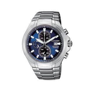 Orologio Citizen Uomo Super Titanio Cronografo - Super Titanio - CA0700-86L