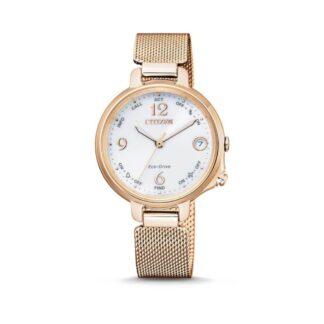 Orologio Citizen Acciaio Donna Solo Tempo Bluetooth Watch - Bluetoooth- EE4033-87A