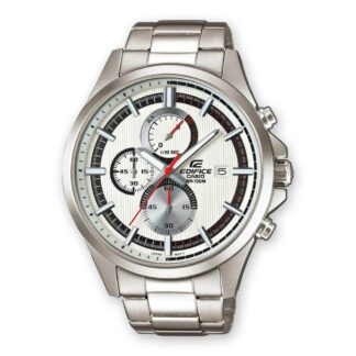 Orologio Cronografo Casio Uomo Acciaio -Edifice - EFV-520D-7AVUEF
