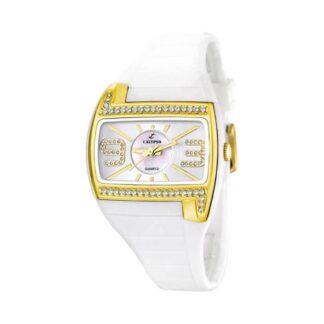 Orologio Calypso Donna Acciaio Zirconi - K5557