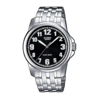 Orologio Casio Unisex Solo Tempo Acciaio - MTP-1260PD-1BEF