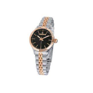Orologio Hoops Donna Solo Tempo Acciaio Bicolore - Luxury Silver&Gold - 2560LSRG02