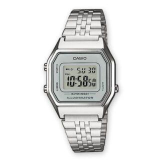 Orologio Casio Unisex Acciaio - LA680WEA-7EF