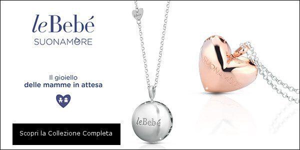 Le Bebè Suonamore - I Gioielli per le Mamme in Attesa