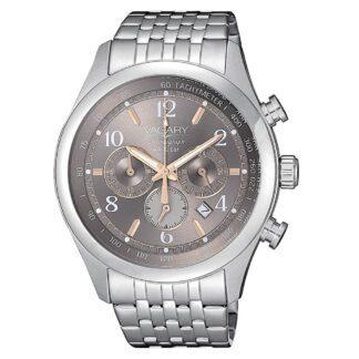 Orologio Uomo Vagary Cronografo Acciaio - Rockwell - IV4-217-61