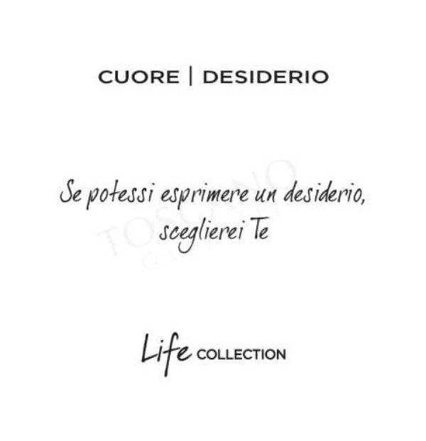 Bracciale Kidult Love – Cuore | Desiderio