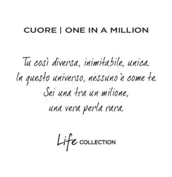 <strong>49€ – Cuore| One In A Million</strong> </br> Kidult Free Time